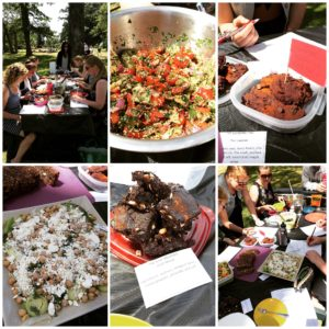 Wrap up of the My New Roots Challenge and Potluck!