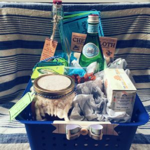 A Kombucha Kit Gift for a Foodie