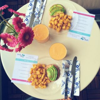 Oh She Glows Brunch Review